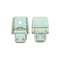 Toilet Seat Hinge Set Assembly Suit Large Bowl Pre 2011