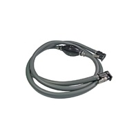 Fuel Line Assembly Kit 10mm Hose - Yamaha Outboards