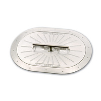 Bomar Commercial Grade Series Hatch Oval