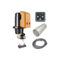 Quick Bow Thruster BTQ125 40KFG 2.2kw Complete Kit
